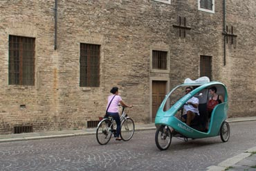 City Sightseeing Tour Parma