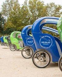 Sempione Park Rickshaw