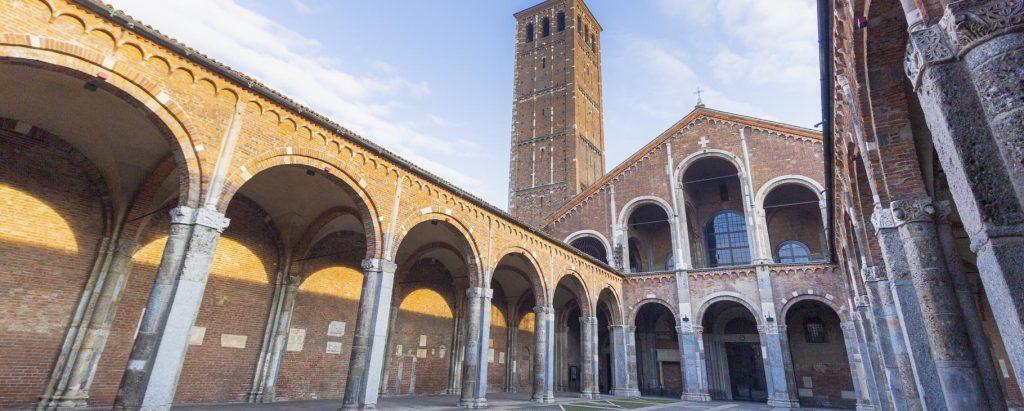 Sant'Ambrogio Basilic