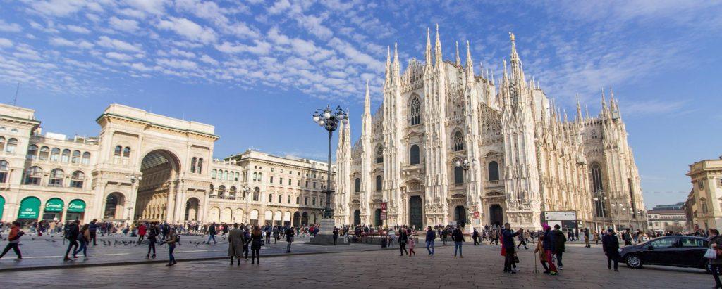 Duomo Square Milano
